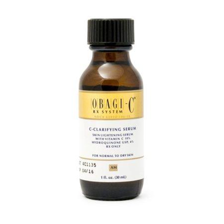 Obagi c-clarifying serum