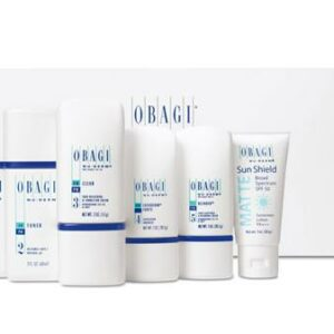 obagi nu-derm travel set for normal oily skin