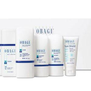 obagi nu-derm travel set for normal oily skin