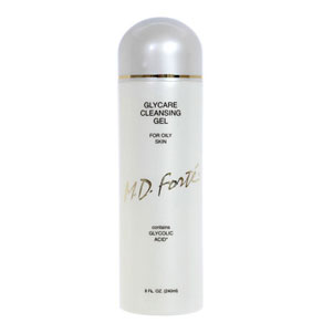 MD Forte Glycare cleansing Gel