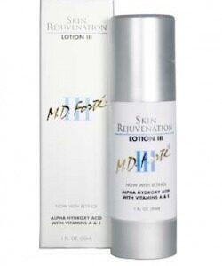 MD Forte Skin Rejuvenation Lotion III